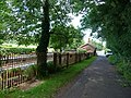 Access Road to Crowcombe Heathfield station - geograph.org.uk - 1707223.jpg