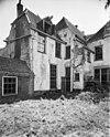 foto van Herenhuis, met aan de achterzijde twee haakse achtervleugels