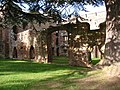 Acton Burnell Castle - ruined interior - geograph.org.uk - 1581752.jpg