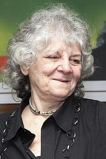 Ada Yonath Israeli crystallographer