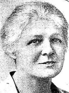 Ada Mary à Beckett Australian educationist (1872-1948)
