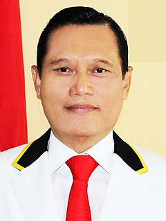 Adang Daradjatun politician
