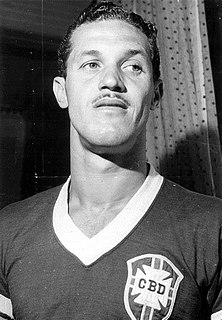 Ademir de Menezes Brazilian footballer