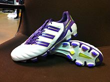 newest 406bb d9d53 Adidas adiPower Predator WhiteLilac Colorway