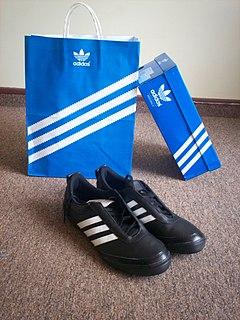 Three stripes Adidas trademark