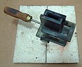 Adjustable ingot mold - closed.JPG