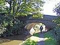 Adlington, Macclesfield Canal at Hibbert's Brow Bridge - geograph.org.uk - 263438.jpg