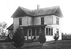 National Register of Historic Places listings in Le Sueur County, Minnesota - Image: Adolf Dehn House