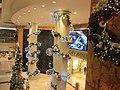 Adornos navideños del Luxury Avenue, Cancún. - panoramio.jpg