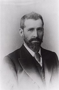 Andrew Inglis Clark Australian politician (1848–1907)