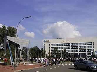 Aegon N.V. - Aegon's world headquarters in The Hague
