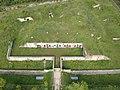 Aerial photograph of batterie de Sermenaz - Neyron - France (drone) - May 2021 (17).JPG