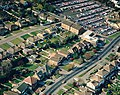 Aerial view of Essex Way and School Lane car park, Benfleet - geograph.org.uk - 1599025.jpg