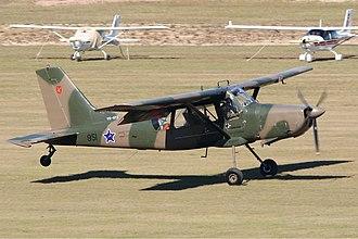 41 Squadron SAAF - Aermacchi AM3 Bosbok as previously flown by 41 Sqn
