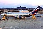 Aeroflot Ilyushin Il-96-300 at Salzburg Airport.jpg