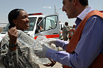 Aeromedical Evacuation, Coalition Forces, Kirkuk Officials Partner to Care for Bombing Victims DVIDS182646.jpg