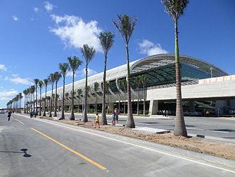 Greater Natal International Airport - Image: Aeroporto de SGA, RN