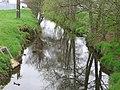 Afon Lliw at Gorseinon - geograph.org.uk - 561546.jpg