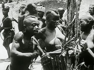 Pygmy music