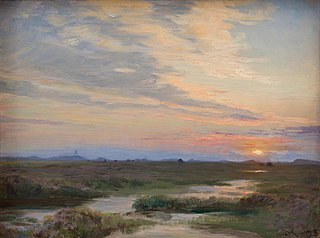 Evening at Skagen