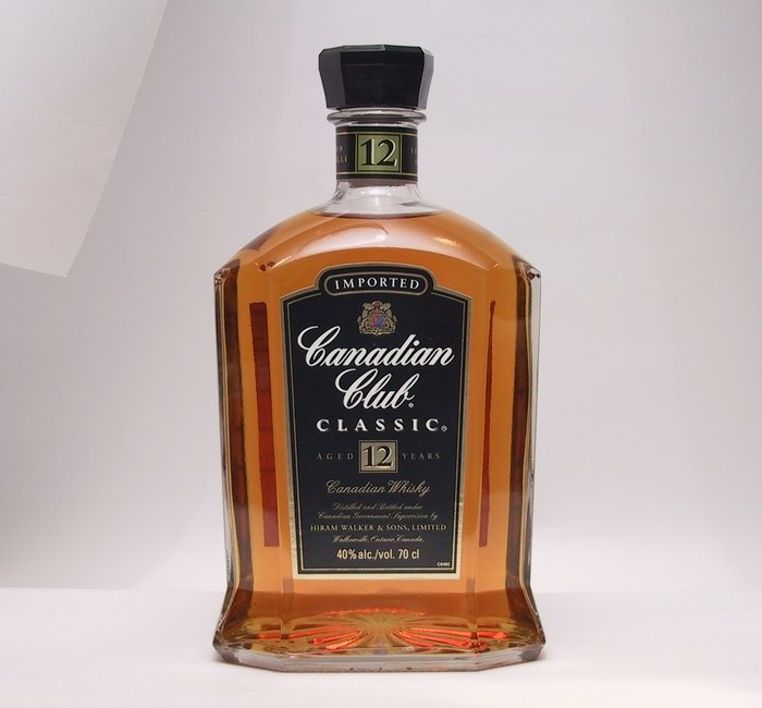 Aged Canadian Whisky