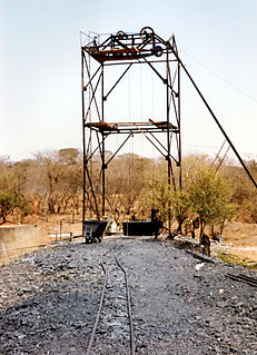 Mining industry of Zimbabwe