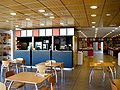 Agoncillo - Würth Rioja, Museo 01 - Cafeteria.JPG