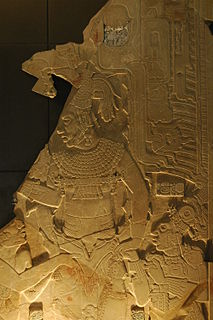 K'inich Ahkal Mo' Nahb III Ajaw of Palenque