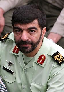 Ahmad-Reza Radan Iranian military commander