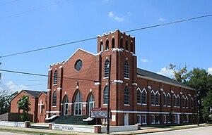 Aimwell Baptist Church - Image: Aimwell Baptist Church 01
