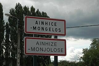 Ainhice-Mongelos Commune in Nouvelle-Aquitaine, France