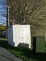 Air Pollution Monitoring Station - Otley Road - geograph.org.uk - 1050345.jpg