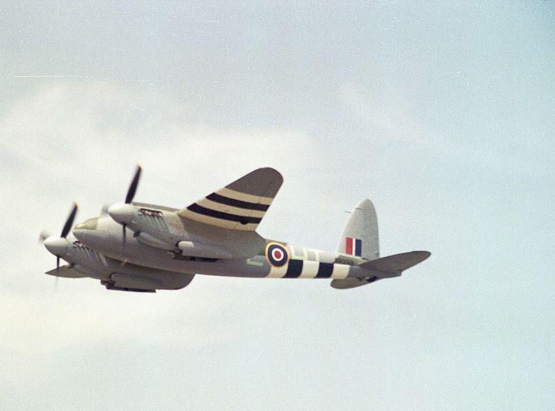 File:Air Tattoo International, RAF Boscombe Down - Mosquito 130392 (9).jpg