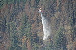 Air attack on southern Oregon wildfire -- 2015 (20135667048).jpg
