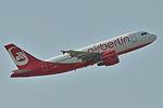 Airbus A319-100 Air Berlin (BER) D-ABGO - MSN 3689 - Now in Niki fleet as OE-LOD (9599243893).jpg