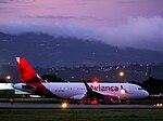 Airbus A319 (Avianca) (10918786246).jpg