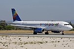 Airbus A320-232, Small Planet Airlines Polska JP7145871.jpg