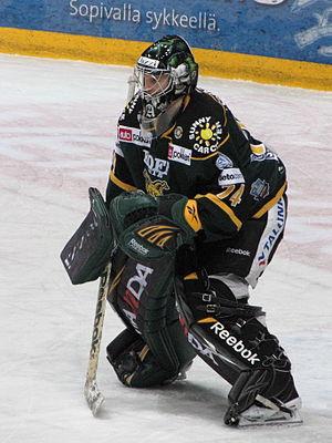 Sami Aittokallio - Aittokallio playing in Finland.
