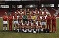 Ajax selectie seizoen 1981 1982 Ajax elftal en trainers, Bestanddeelnr 253-8565.jpg