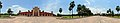 Akbar Mausoleum and Southern Gateway - 360 Degree View - Sikandra - Agra 2014-05-14 3632-3641 Compress.JPG