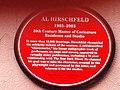 Al Hirschfield plaque.jpg
