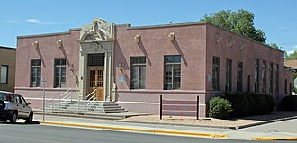 National Register of Historic Places listings in Alamosa County, Colorado - Image: Alamosa Post Office