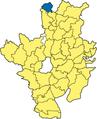 Albaching - Lage im Landkreis.png