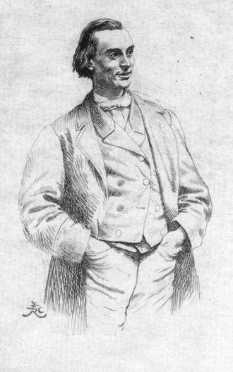 Joseph Albert Alexandre Glatigny - Joseph Albert Alexandre Glatigny.