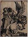 Albrecht dürer, trionfo della morte, 1503.jpg