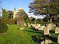 Aldborough Hatch, St Peter's Church and churchyard - geograph.org.uk - 602099.jpg