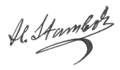 Aleksandar Stamboliyski Signature (transparent).png