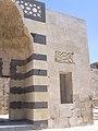 Aleppo (Halab), Auf der Zitadelle (Qal'at Halab) (ayyubidisch von al-Aziz) (37989224264).jpg