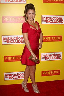 Alessandra Rosaldo Mexican actress, singer and dancer (born 1971)