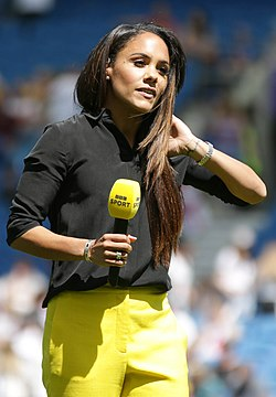 Alex Scott BBC Sport 01 06 2019 (cropped).jpg